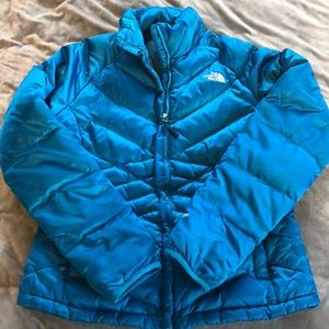 North face Aconcagua goose down jacket